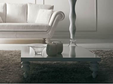 Low coffee table for living room KEOPE