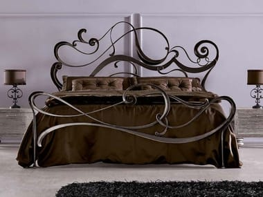 Bed double bed SAFIRA