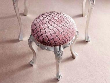 Upholstered stool FILIPPA | Stool