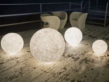 Nebulite® Floor lamp EX.MOON