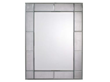 Framed rectangular mirror MERCURE