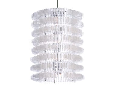 Murano glass chandelier ANEMONE 58