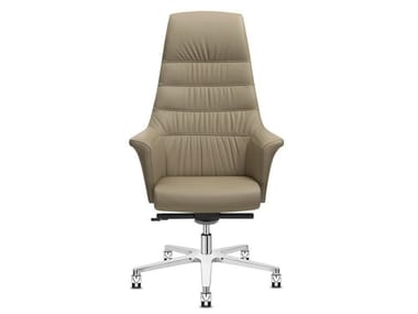 Executive chair with 5-spoke base OF COURSE | Executive chair