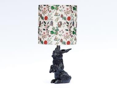 Lampada da tavolo in ceramica JEANNOT LAPIN | Lampada da tavolo