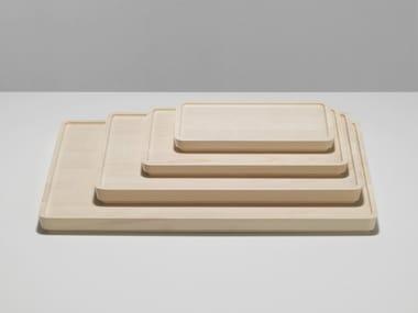 Wooden tray NAGA
