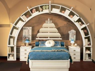 Wooden teenage bedroom ARKATA GALEONE | Teenage bedroom