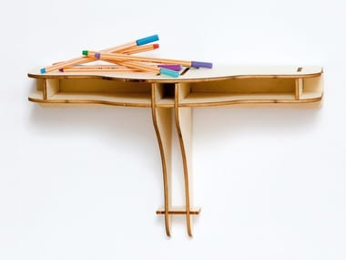 Birch console table Console table