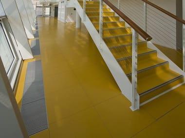 Linoleum flooring LINOLEUM