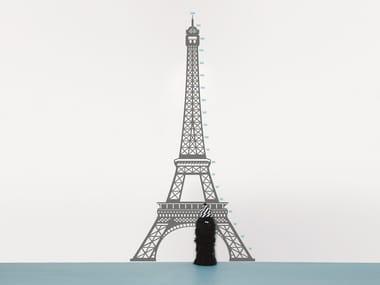 Vinyl wall sticker MEASURING SOUVENIR PARIS