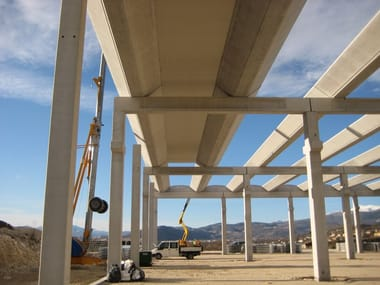 Turnkey Solutions Prefabricated concrete structures
