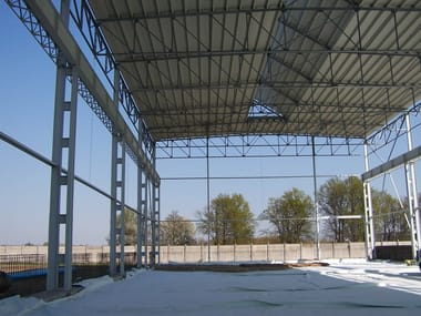 Steel building system Buildings metal carpentry