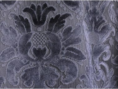 Viscose fabric with floral pattern CHAILLOT
