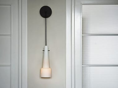 Wall lamp with swing arm KEULE WL