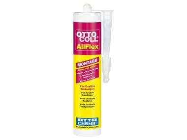 Adesivo per montaggio ultraflessibile OTTOCOLL® AllFlex