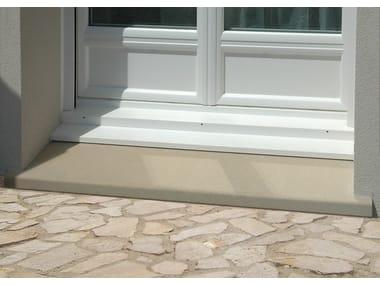 Reconstructed stone threshold WESER | Threshold