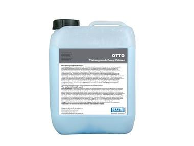 Primer consolidante privo di solventi OTTO Tiefengrund