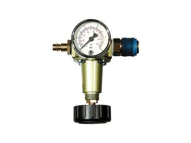 Pressure regulating valve Pressure regulating valve