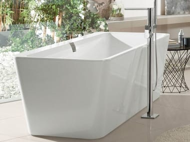 Quaryl® bathtub SQUARO EDGE 12 | Bathtub