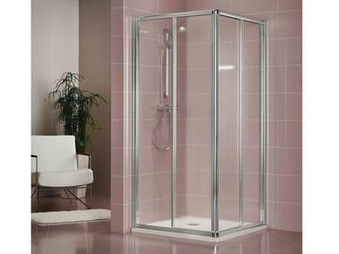 Acrylic shower cabin DUKESSA 3000