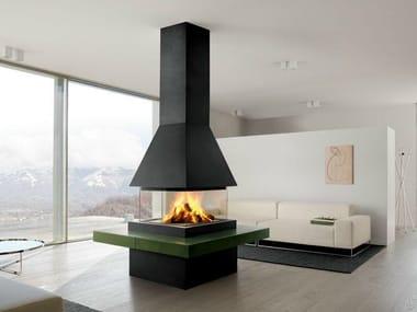 Faïence Fireplace Mantel LUND