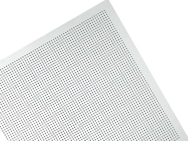 Plasterboard ceiling tiles PLAZA MICRO M1