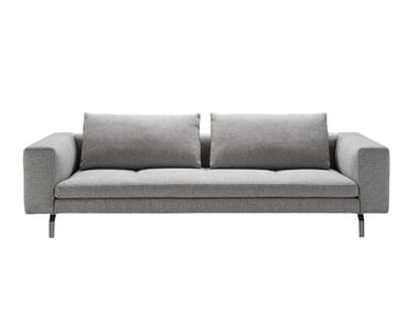 Sofa with removable cover BRUCE | Sofa