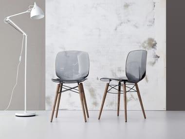 Plastic chair LOTO W