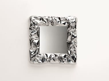 Wall-mounted framed mirror TAB.U MIRROR MICRO