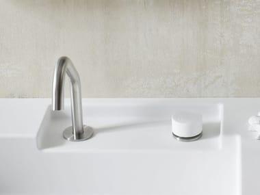 Rubinetto per lavabo design con bocca orientabile ERGO-NOMIC | Rubinetto per lavabo