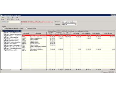 Verwaltungsanwendungen, Baustellen und Unternehmen