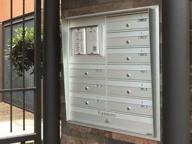 Outdoor mailbox EX | Mailbox