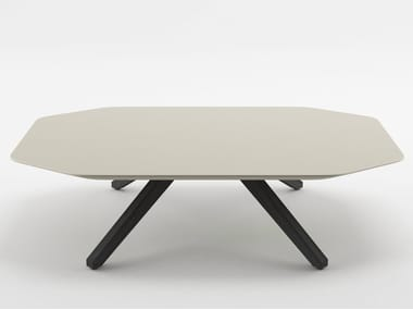Tavolino basso in MDF X TABLE | Tavolino in MDF