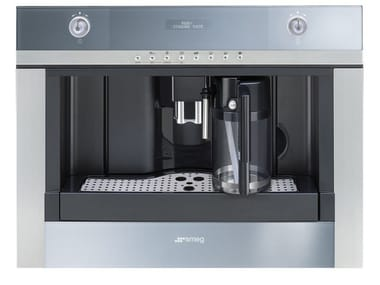 Built-in stainless steel coffee machine CMSC451 | Built-in coffee machine
