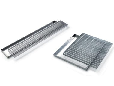 Electro-Forgewelded steel Grille STAND