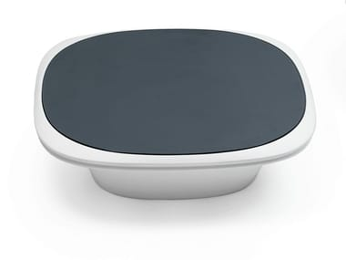 Design Low garden side table UFO | Garden side table