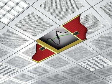 Radiant ceiling panel MODULO