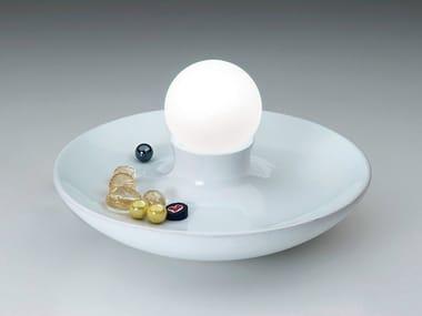 Table lamp / pin tray BOLETO NIGHT