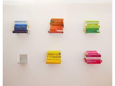 Aluminium wall shelf MINUS