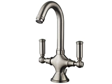 Countertop 1 hole washbasin tap LIBERTY | Countertop washbasin tap
