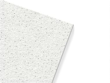 Plasterboard ceiling tiles THERMATEX FEINSTRATOS MICRO