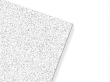Plasterboard ceiling tiles THERMATEX FEINSTRATOS