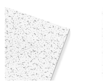 Plasterboard ceiling tiles THERMATEX FEINFRESKO SATURN