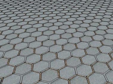 Каменная или бетонная плита для наружных дорожек ECOTRAFFIC®