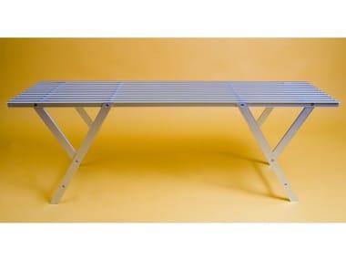 Aluminium garden bench PANKETTA