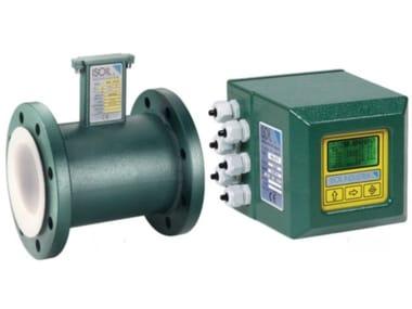 Meter, measurer for water system Measurer for water system