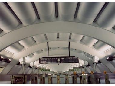 Metal ceiling tiles 3D METAL