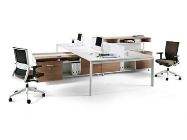 Office desks Revit | Archiproducts