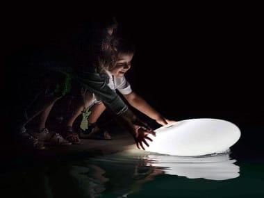 Lámpara de pie LED RGB GLOU GLOU POL | Lámpara de mesa para exteriores