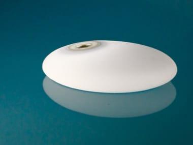 Lampada da appoggio o galleggiante in polietilene GLOULGLOU POL | Lampada da terra per esterno in polietilene