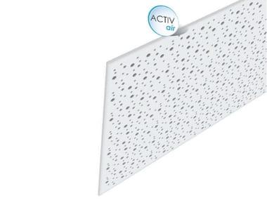 Pannelli per controsoffitto acustico in cartongesso Rigitone™ Activ'Air® 8-15-20 SUPER
